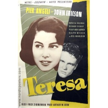 Teresa (1951) Pier Angeli, WWII
