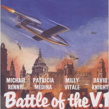 BATTLE OF THE V1  1958
