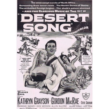 The Desert Song - 1953