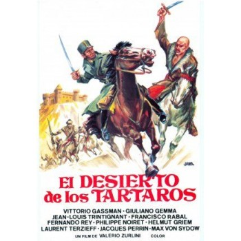 The Desert of the Tartars, aka Il deserto dei tartari (1976)