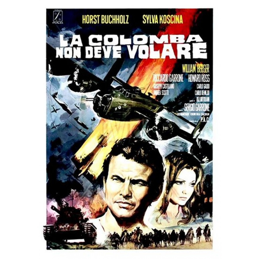 The Dove Must Not Fly – 1970 WWII, aka Skyriders Attack