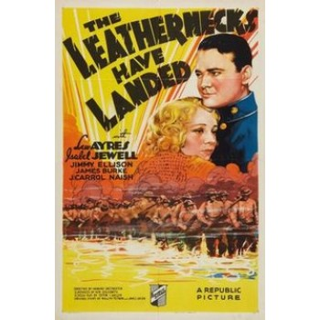 The Leathernecks Have Landed – 1936  aka The Marines Have Landed