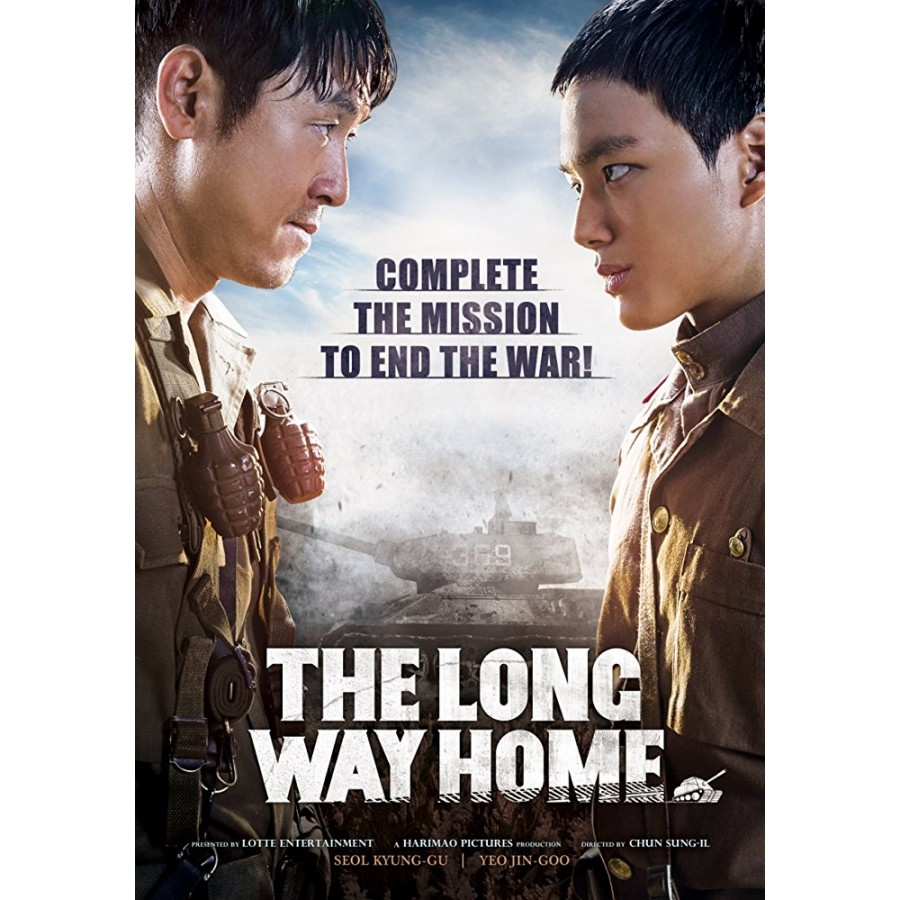 The Long Way Home 2015 The Kor...