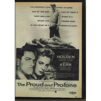 The Proud and Profane – 1956 WWII