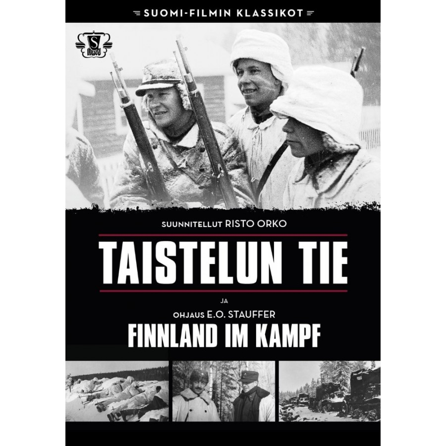 Taistelun tie / The Road of War (1940)