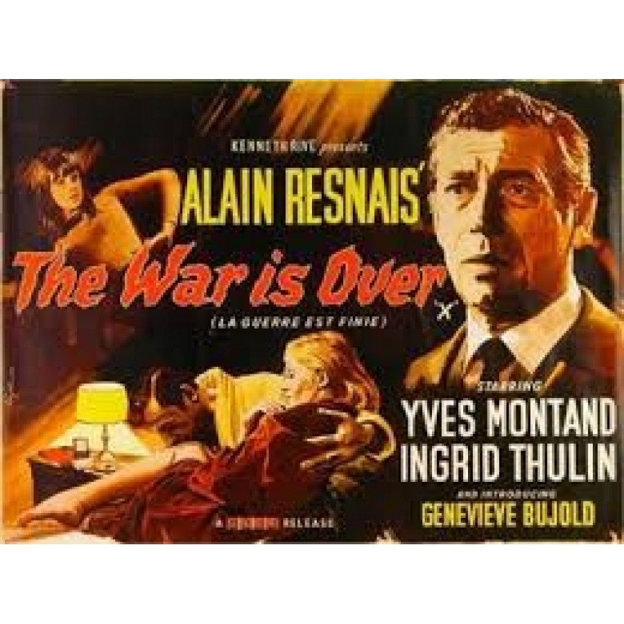 The War Is Over - 1966 - aka La guerre est finie