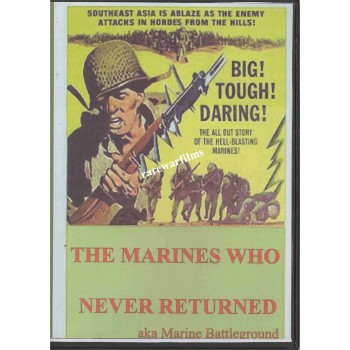The Marines Who Never Returned