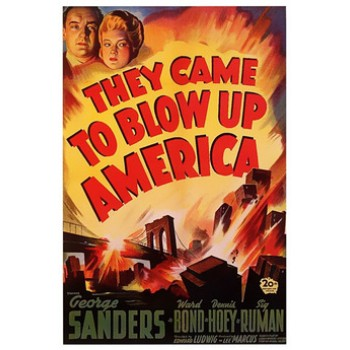 They Came to Blow Up America  1943 WWII