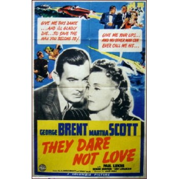 They Dare Not Love  1941 WWII