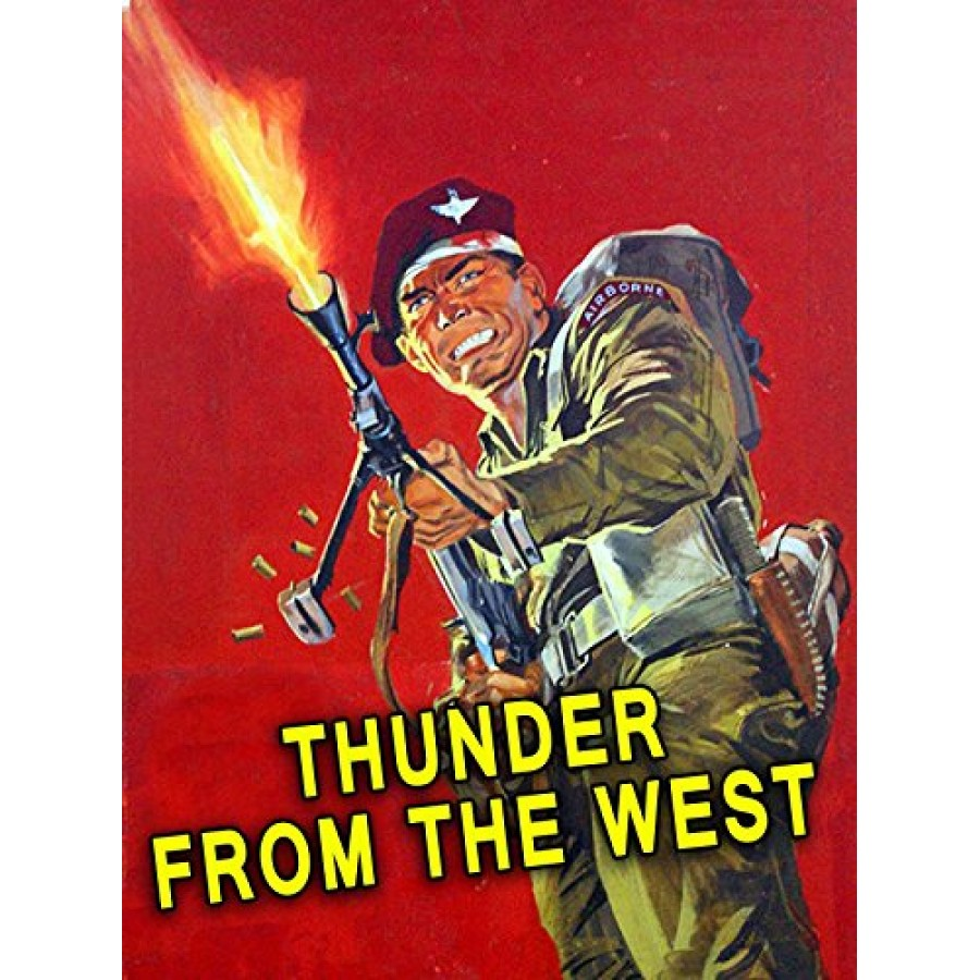 Thunder from the West – 1969  aka La porta del cannone