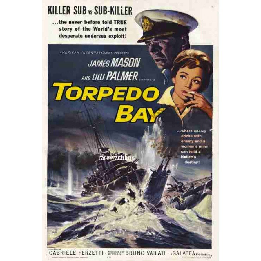 TORPEDO BAY 1963  English subtitles