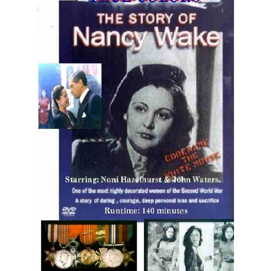 Nancy Wake   aka TRUE COLORS  (1987)  Noni Hazelhurst