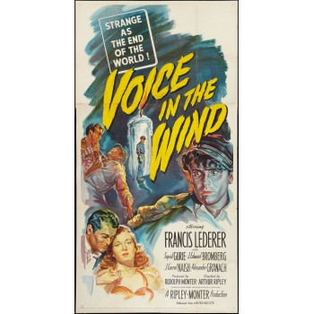 Voice in the Wind (1944)  Francis Lederer