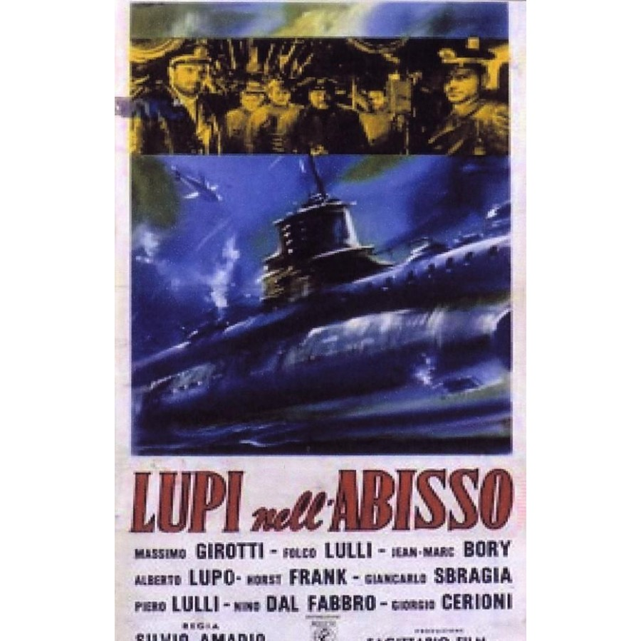 Wolves of the Deep -1959  aka Lupi nell'abisso
