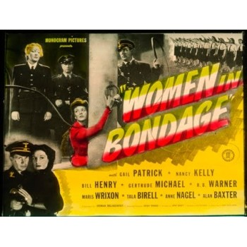 Women in Bondage (1943)  WWII