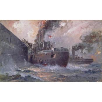 Zeebrugge (1924) WWI