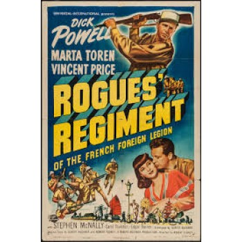 Rogues Regiment  1948