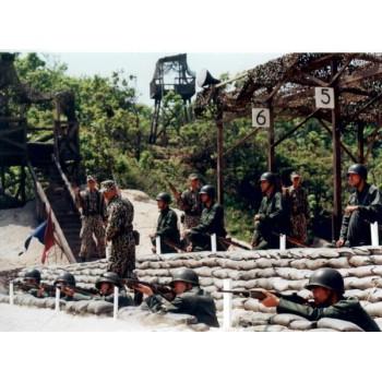 Silmido – 2003  The Korean War