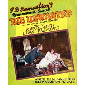 The Unwanted (1924)  WWI