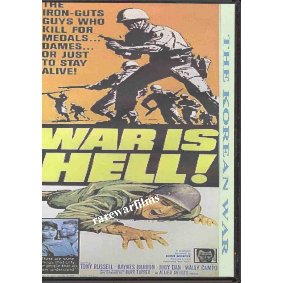 War Is Hell  1962 The Korean War